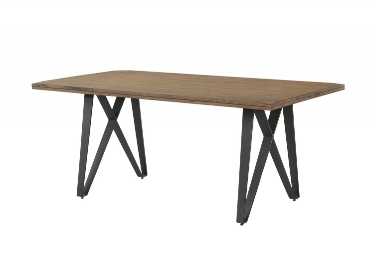 Ferguson Dining Table - Rustic Taupe