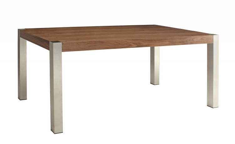 Faccini Dining Table - Medium Walnut