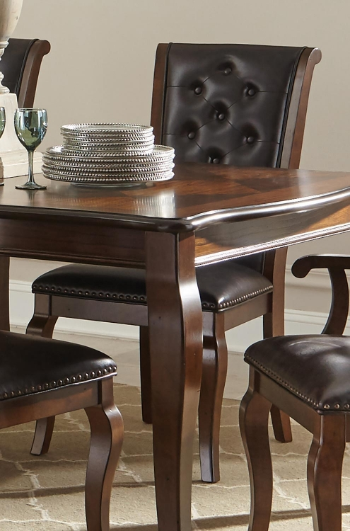 Williamsburg Dining Side Chair - Roasted Chestnut