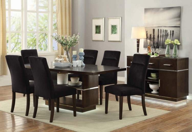 Lincoln Rectangular Dining Set