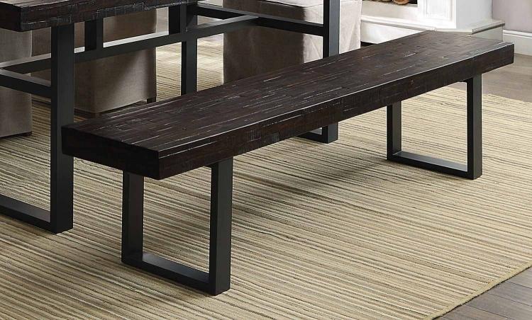 Keller Bench - Reclaimed Wood