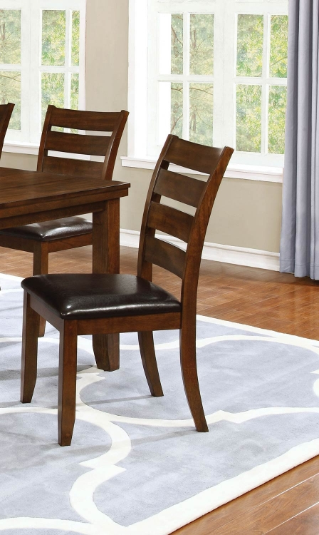 Maxwell Side Chair - Golden Brown