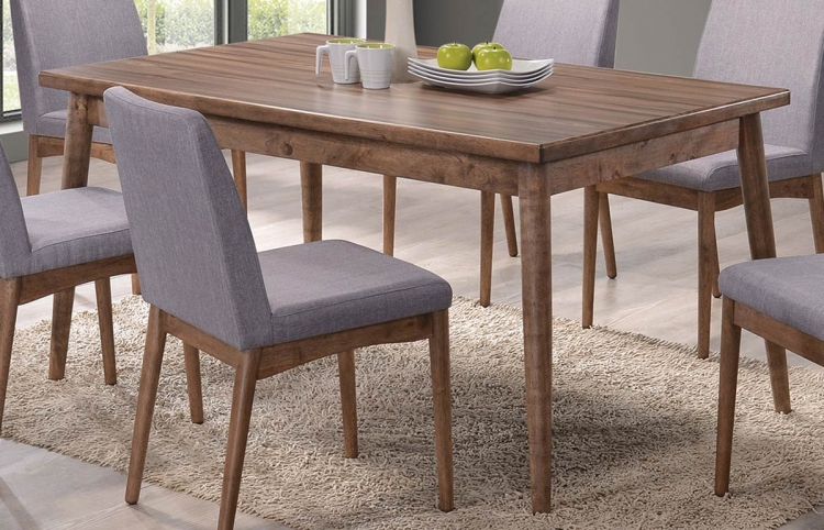 Pasquil Dining Table - Latte