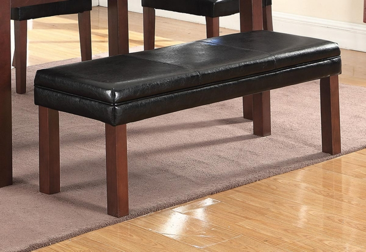 Otero Bench - Dark Brown/Black