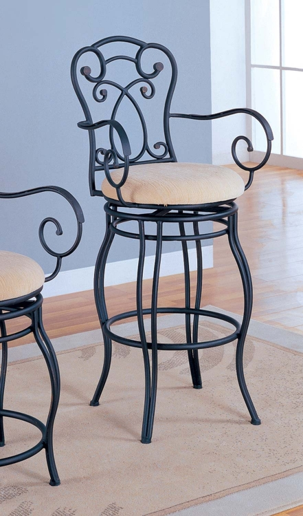 120009 Bar Stool - Coaster