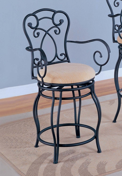 120010 Counter Stool - Coaster