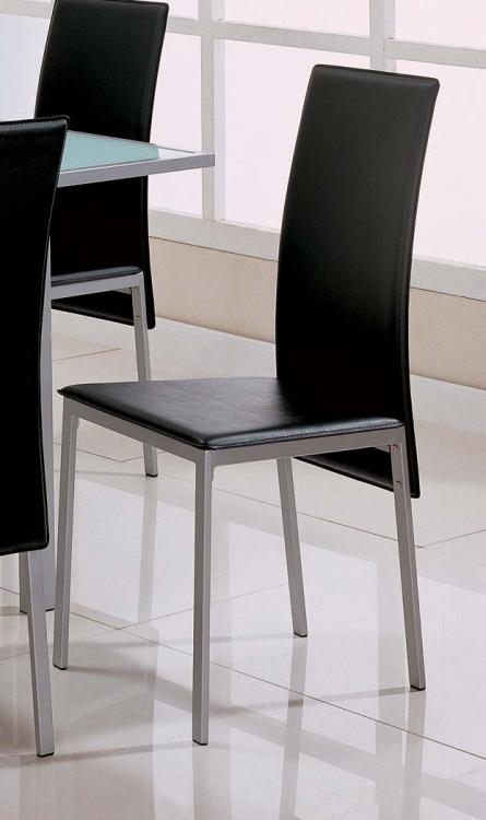 Sunrise Dining Chair - Black