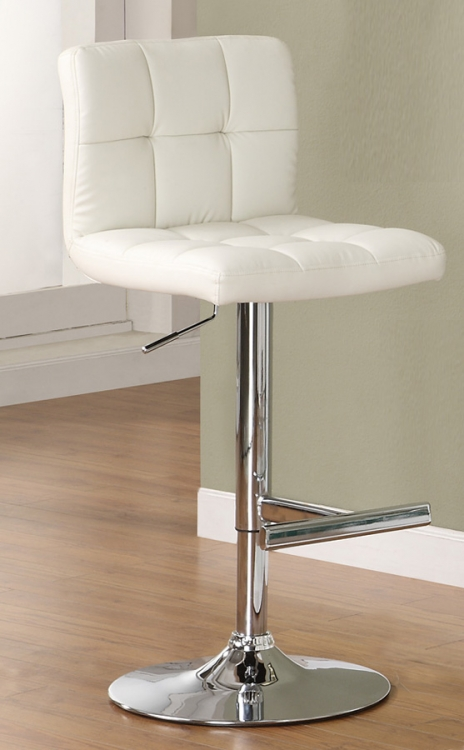120356 Bar Stool - Cream - Coaster