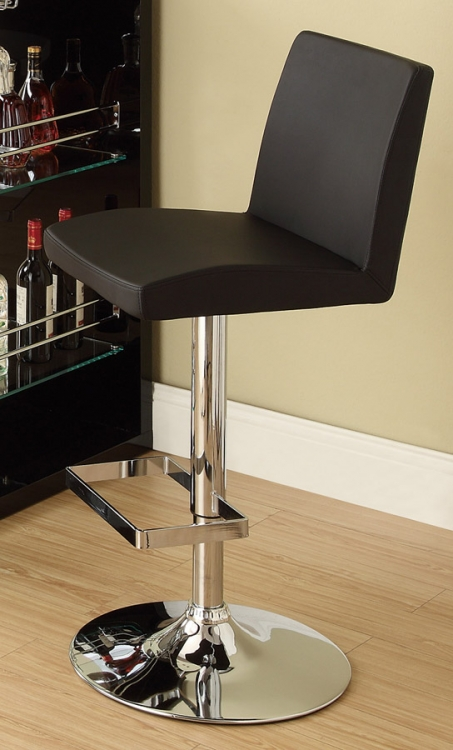 120357 Bar Stool - Black