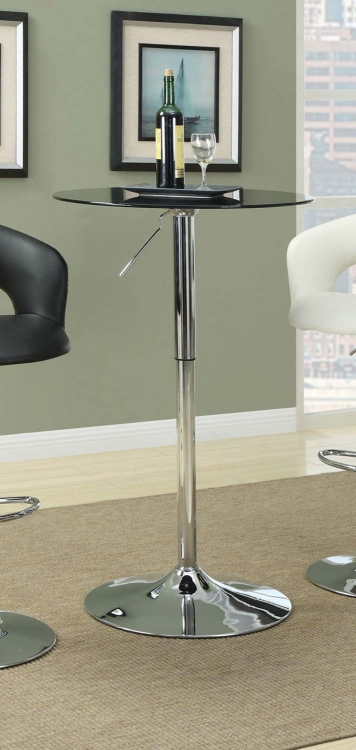 Mix & Match Adjustable Bar Table