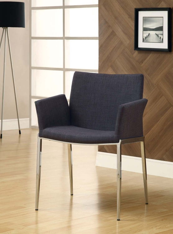 Mix & Match Dining Chair - Charcoal - Coaster