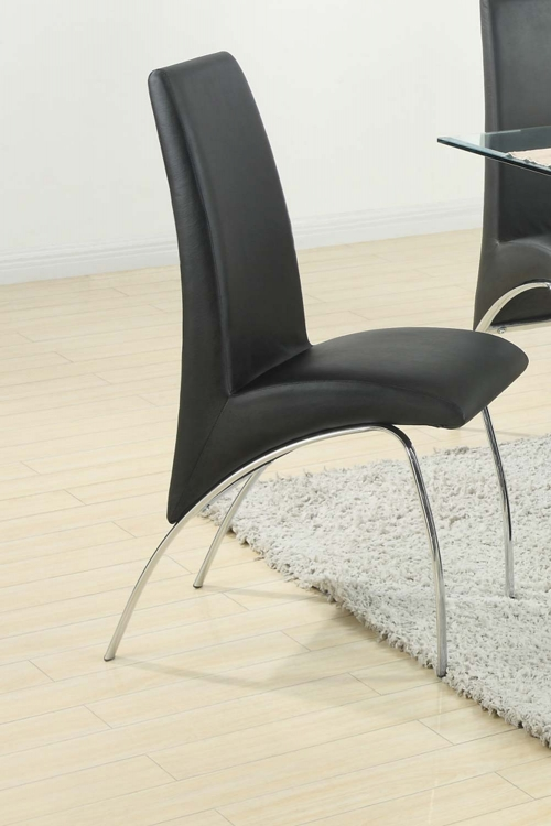 Ophelia Dining Chair - Black