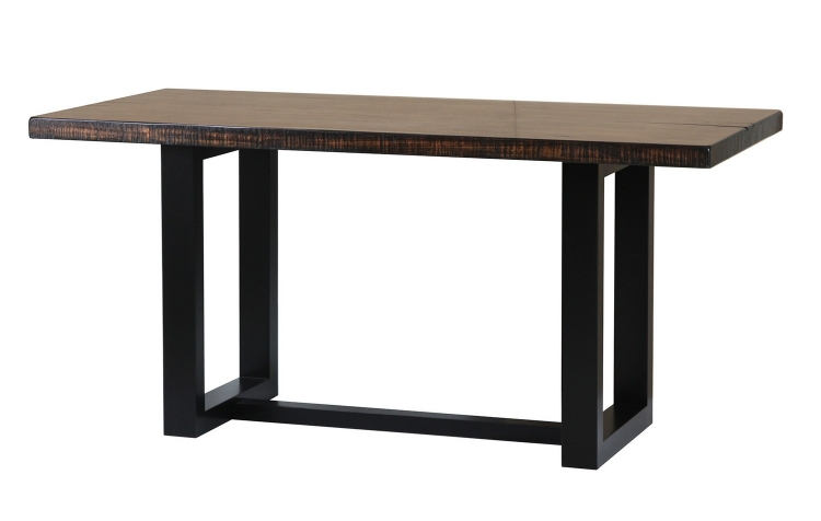 Westbrook Counter Height Table - Vintage Brown/Black