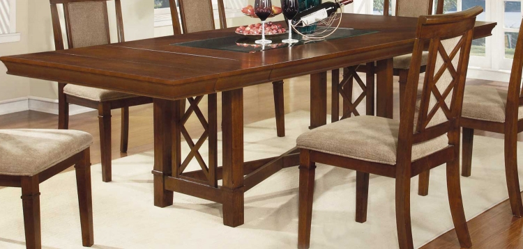 Pembrook Dining Table - Walnut