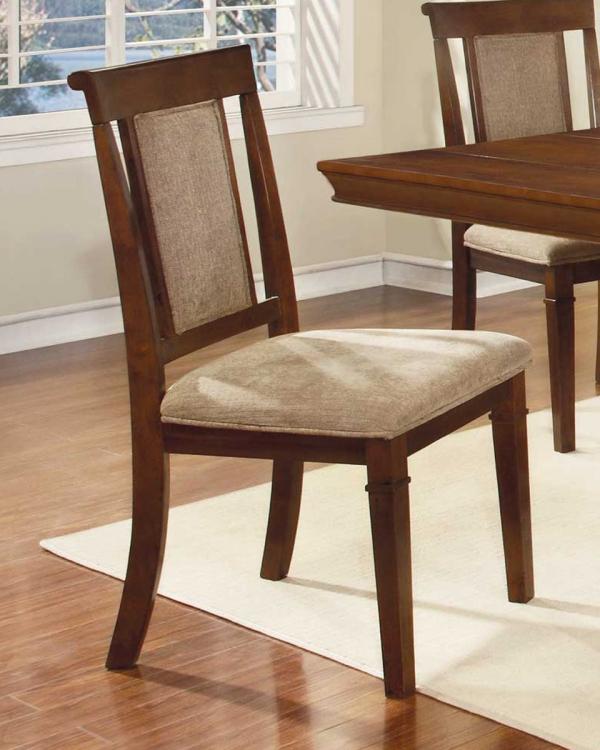 Pembrook Side Chair - Walnut