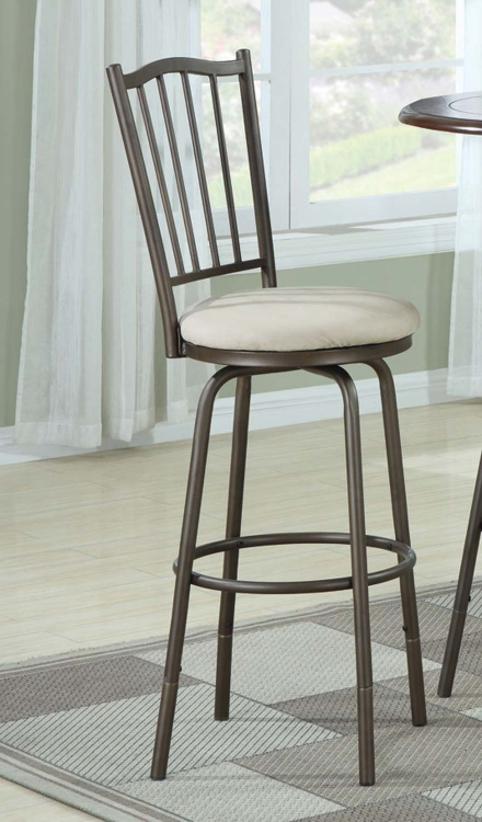 122130 Adjustable Bar Stool - Coaster