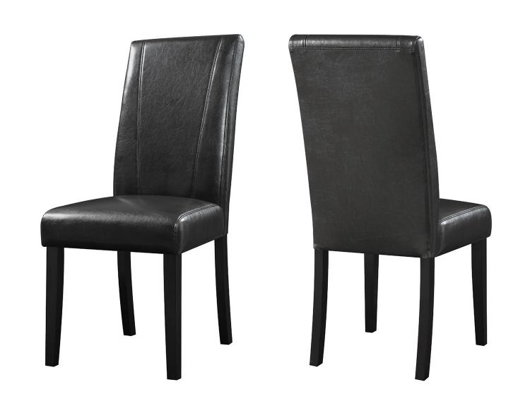 Nagel Parson Chair - Black