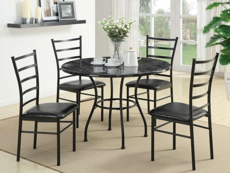 150113 5 Piece Dinette Set - Coaster