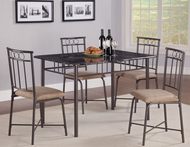 Coaster Casual Dining Set