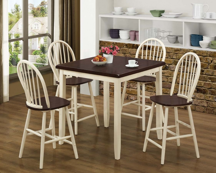 Hollis 5 Pc Dining Set - Coaster