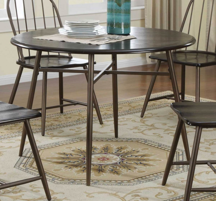 150331 Dining Table - Brown