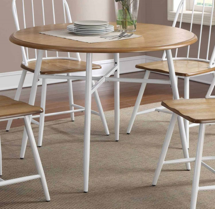 150361 Dining Table - Brown