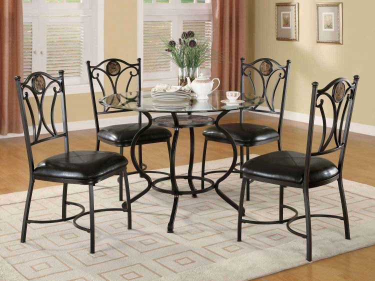 150501 5PC Dining Set