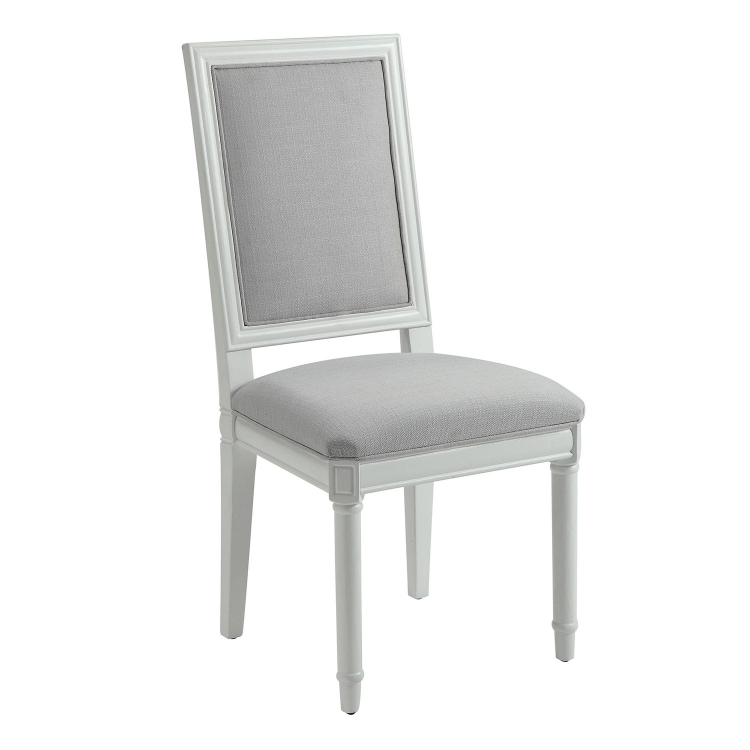 180242 Side Chair - Grey