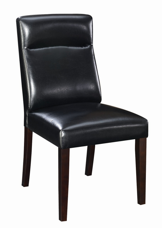 Boyer Dining Side Chair - Dark Brown