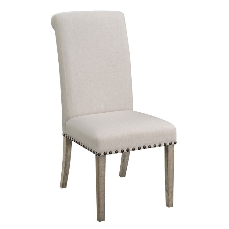 190152 Side Chair - Beige