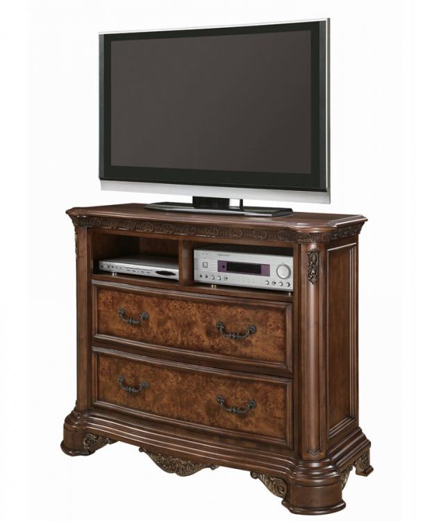 New Castle TV Dresser