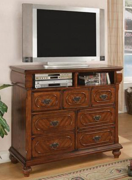 Isabella TV Dresser - Coaster