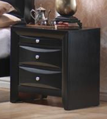 Briana Night Stand - Coaster