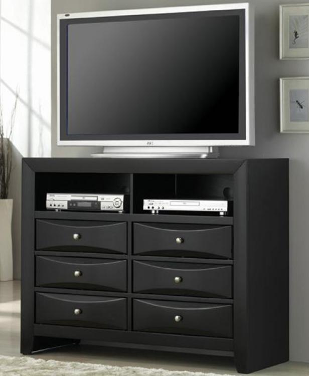 Briana TV Dresser