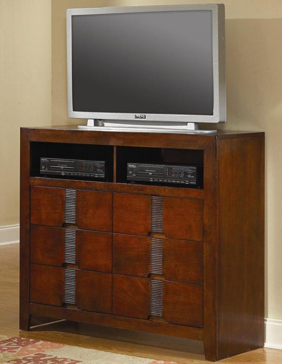 Resin TV Dresser