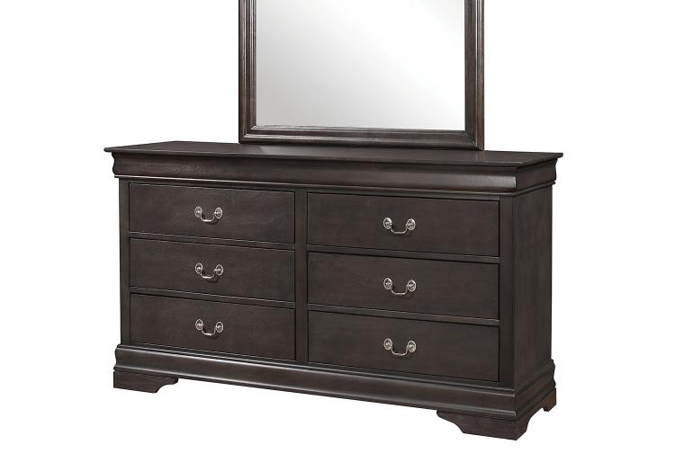 Hershel Louis Philippe Dresser - Dark Grey