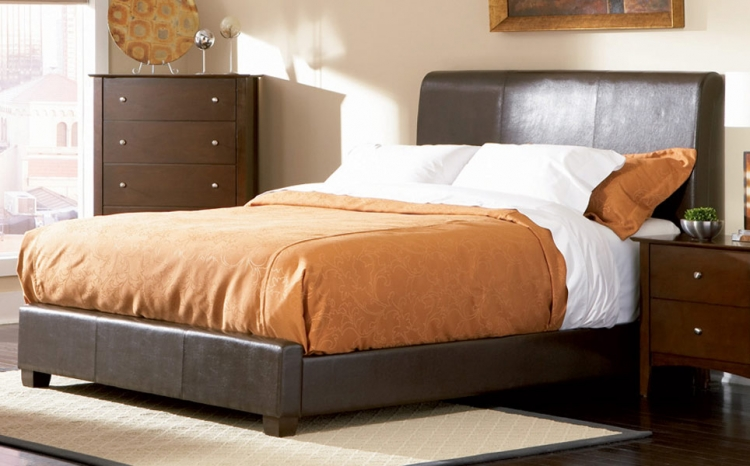 Tamara Low Profile Bed - Coaster