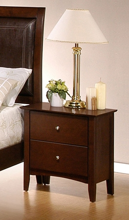 Tamara Night Stand - Coaster