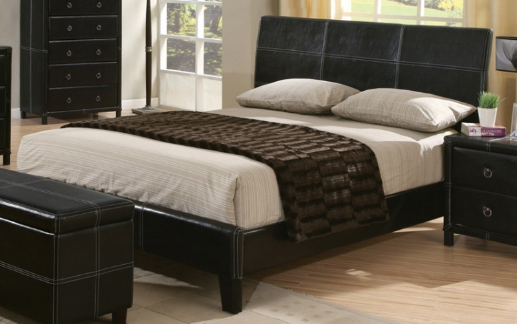 Danielle Queen Panel Bed - Coaster