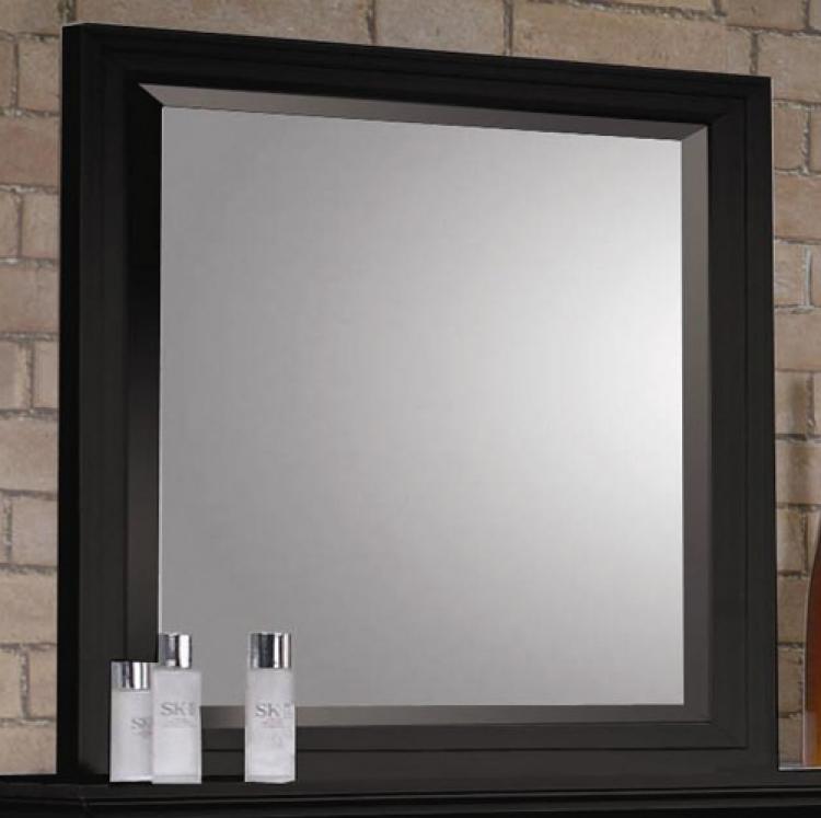 Sandy Beach Dark Mirror