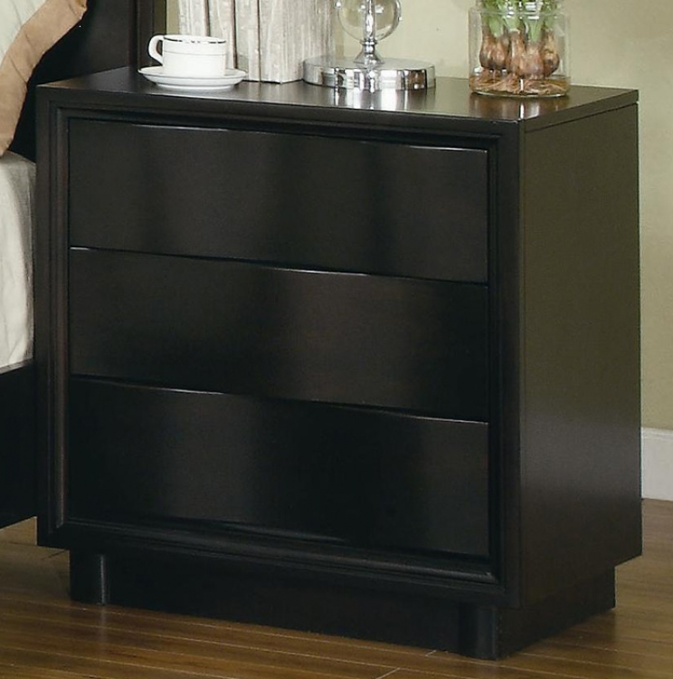 Wave Night Stand