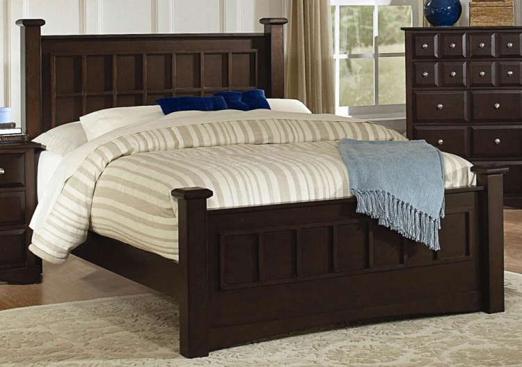Harbor Panel Bed - Coaster