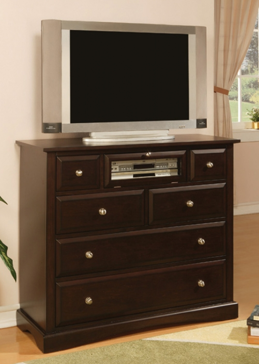Harbor TV Dresser - Coaster