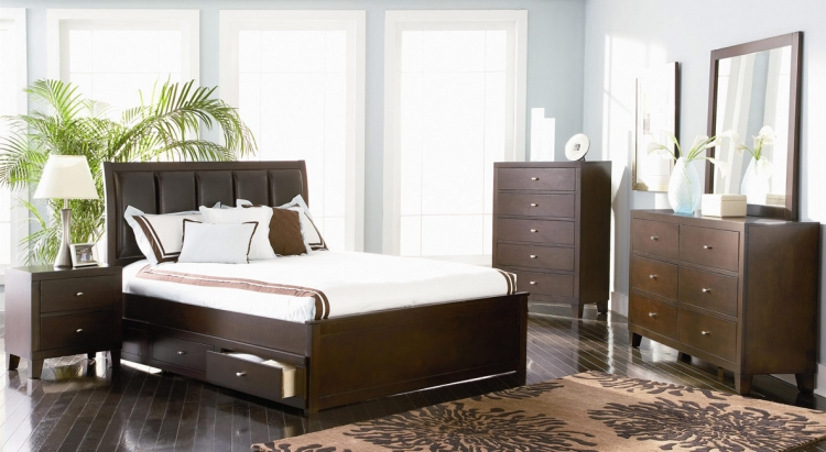 Lorretta Bedroom Set