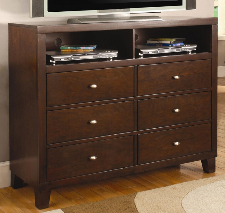 Lorretta TV Dresser - Coaster