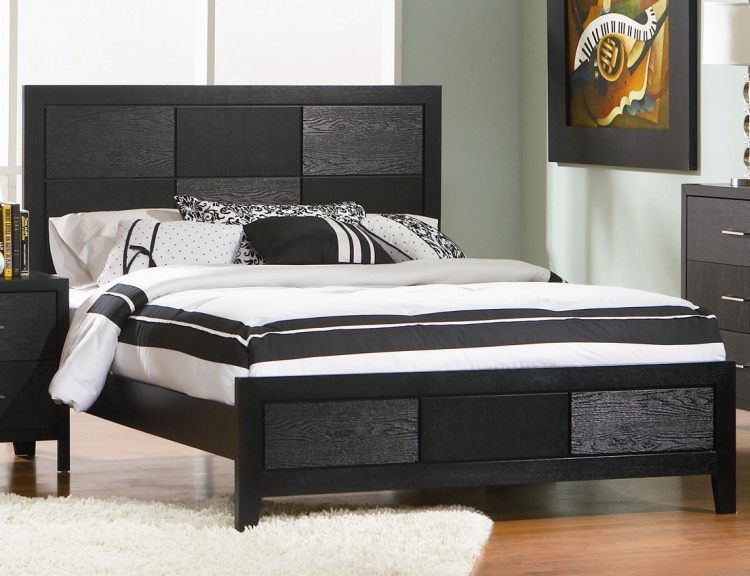 Grove Platform Bed - Coaster