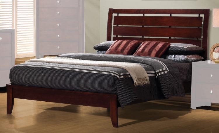 Serenity Platform Bed