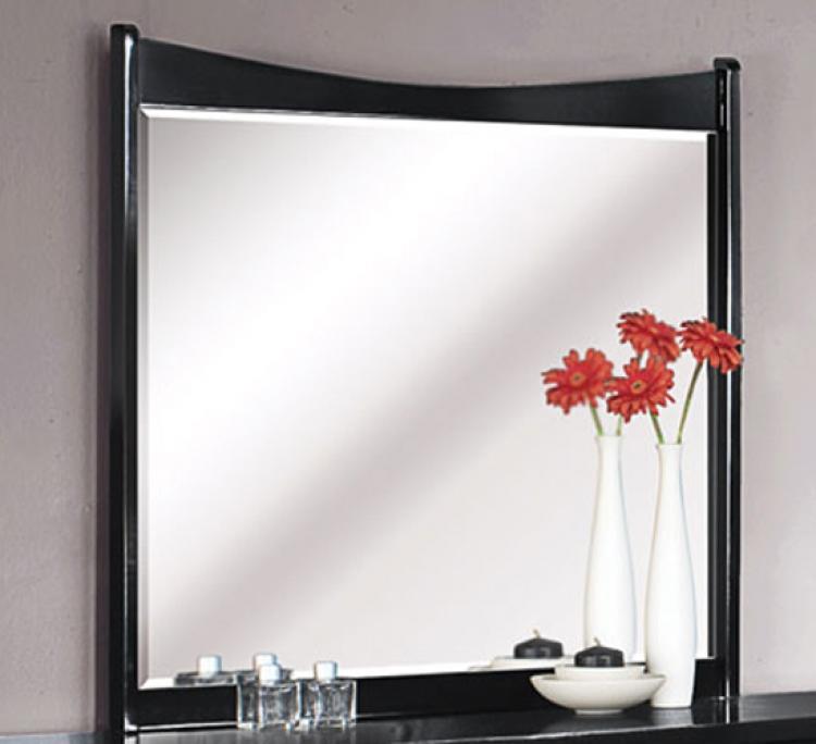 Eleanor Mirror - Black