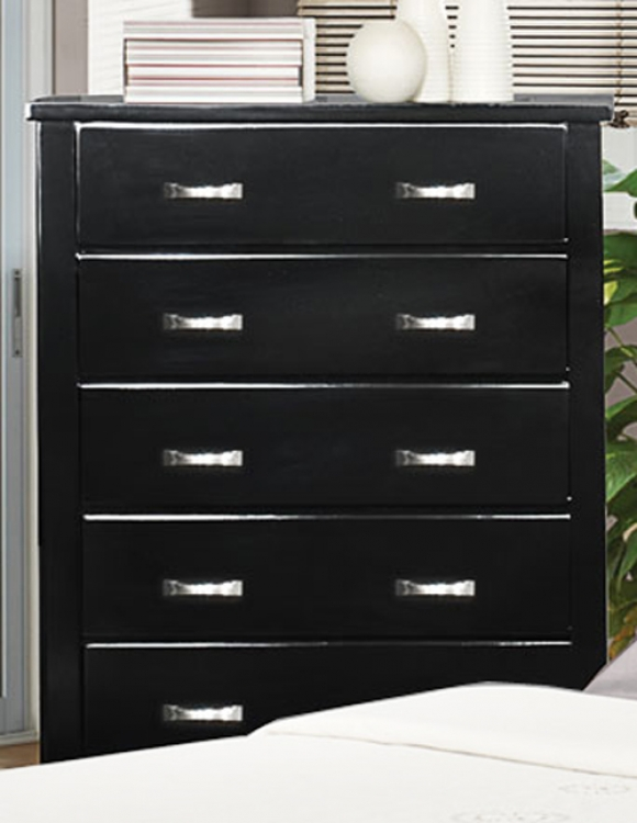 Eleanor Chest - Black - Coaster