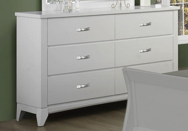 Eleanor Dresser - White